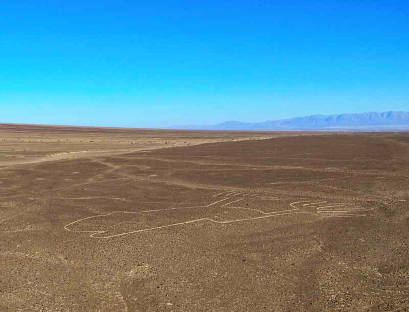 Линии Наска в Перу