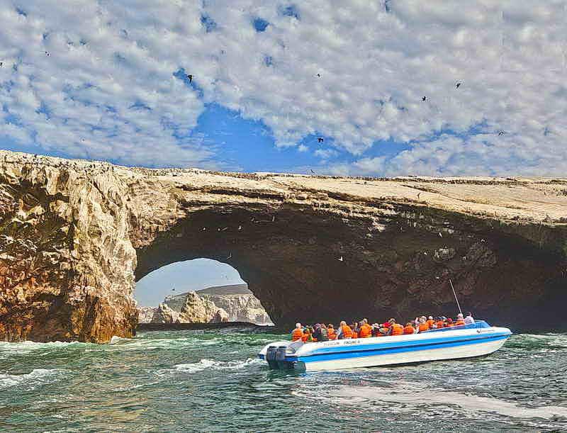 Острова Бальестас - Паракас - Перу