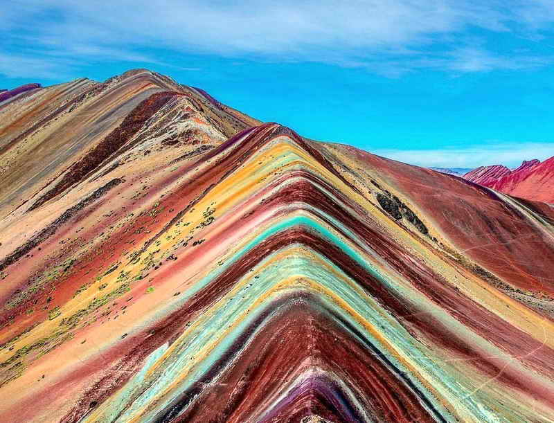 Тур Радужные горы Перу