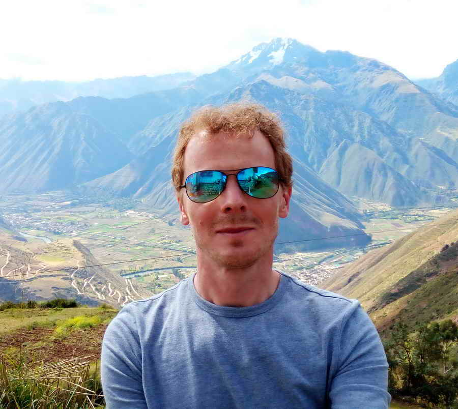 Иван Птушкин - Тур Лидер в Перу